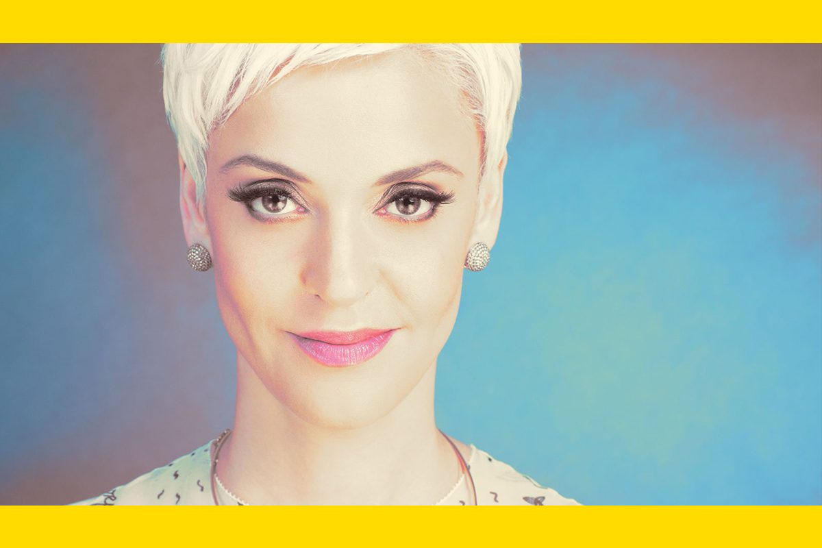 Mariza na Colours of Ostrava 2019