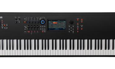 Yamaha MODX8 – test syntezatora