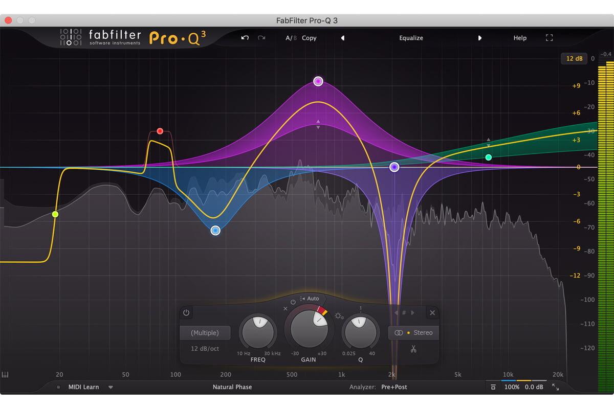 FabFilter Pro-Q 3 – nowa wersja wirtualnego korektora