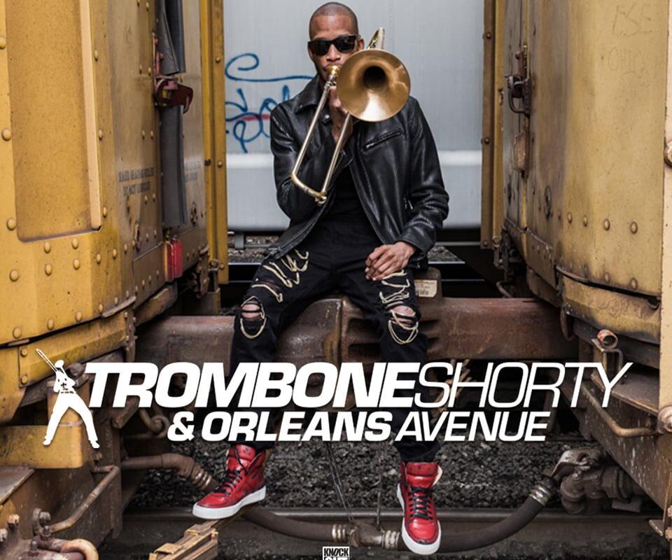 Trombone Shorty & Orleans Avenue w marcu w Warszawie