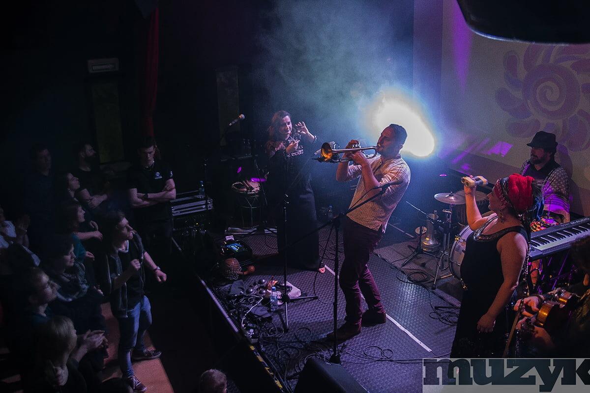 Dikanda – nadprogramowy koncert w Krakowie