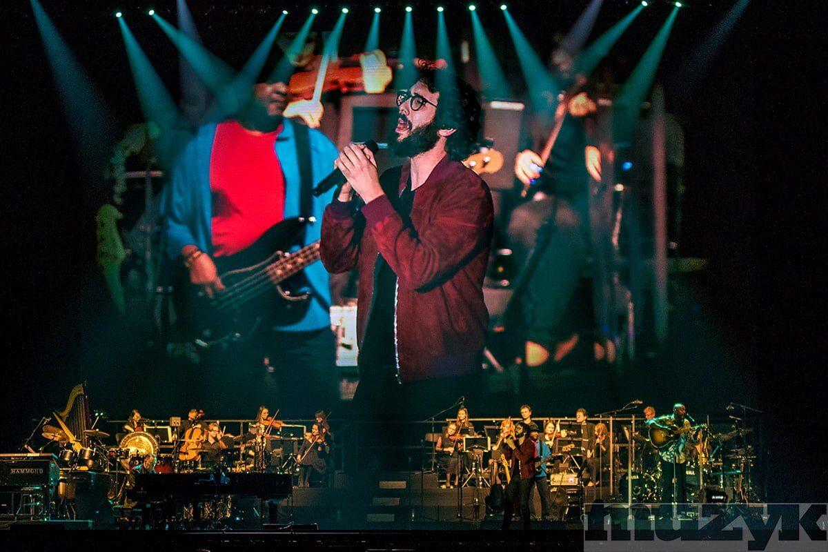 Josh Groban zaśpiewał w Krakowie