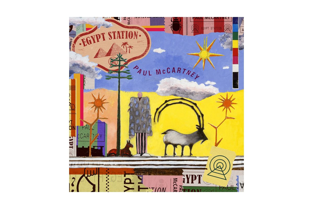"Paul McCartney ""Egypt Station"" – recenzja płyty"