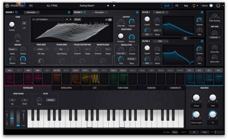 Pigments_01_Wavetable_Keyboard