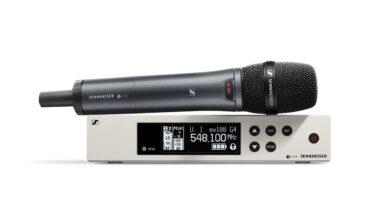 Sennheiser evolution wireless 100 G4 / 300 G4 – test systemów bezprzewodowych