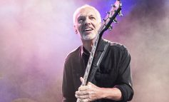 Peter Frampton laureatem Les Paul Innovation Award
