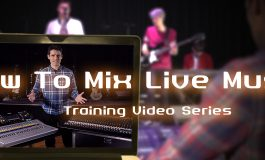 "Yamaha – szkoleniowe filmy ""How To Mix Live Music"""