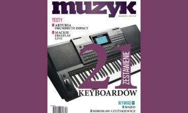 Grudniowy numer miesięcznika Muzyk