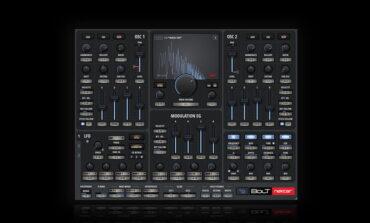 Nektar BOLT Harmonics Synthesizer