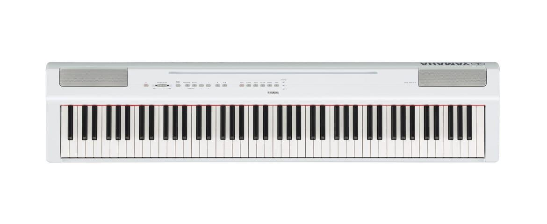 Yamaha P-125 – test pianina cyfrowego