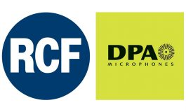 DPA Microphones w rękach RCF Group