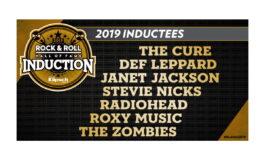 Nowi artyści w Rock & Roll Hall of Fame