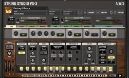 Applied Acoustics Systems String Studio VS-3
