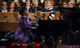 Karen Edwards zaśpiewała gospel w krakowskiej filharmonii