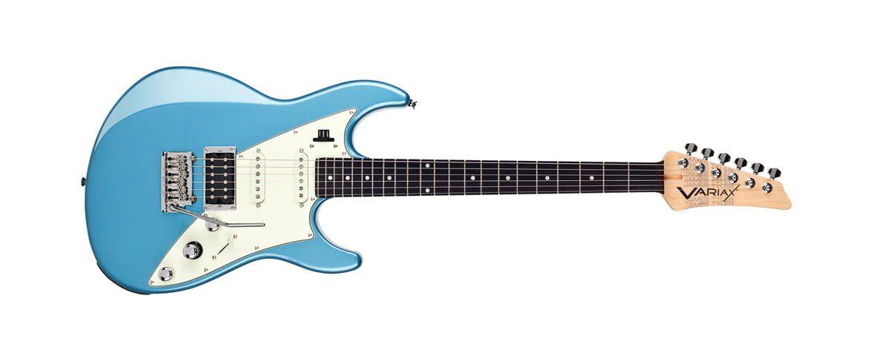Gitary Line 6 Variax JTV z hebanowymi podstrunnicami