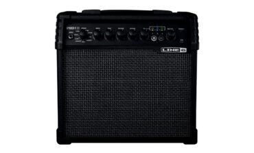 Line 6 Spider V 20 – nowe combo gitarowe