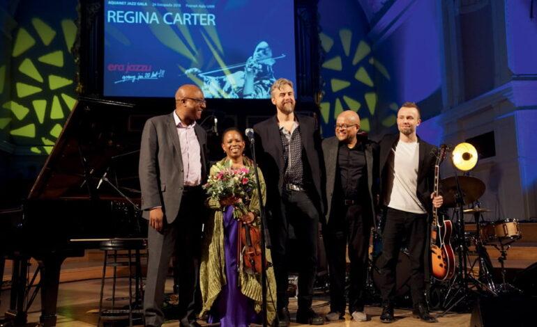 Regina Carter zespol