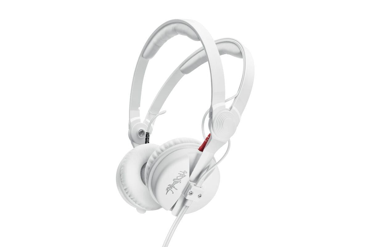Sennheiser HD 25 White Robin Schulz Limited Edition