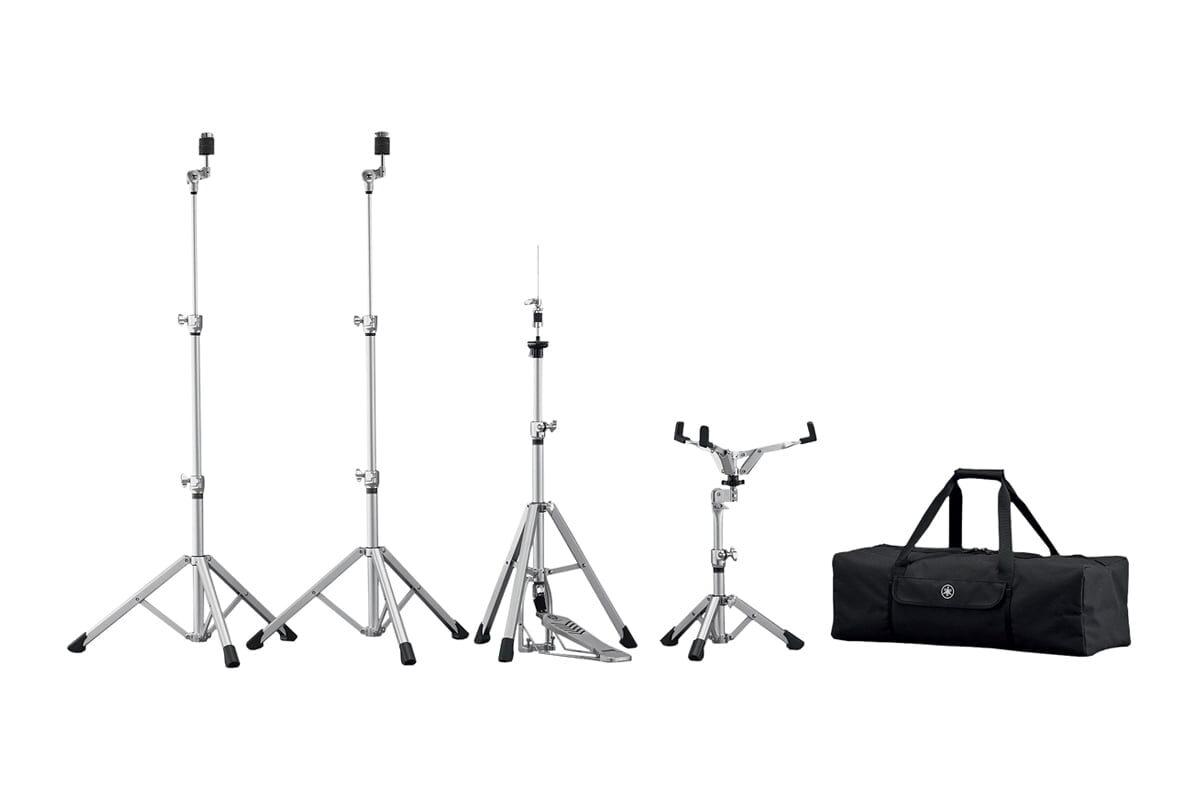 Yamaha CROSSTOWN – zestaw statywów perkusyjnych