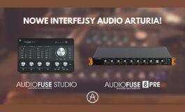 Arturia AudioFuse Studio i AudioFuse 8Pre