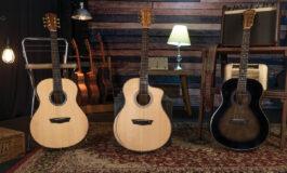 Washburn – nowe gitary Bella Tono