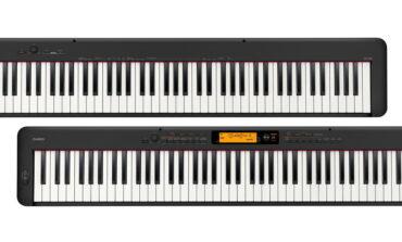Casio CDP-S100 i CDP-S350 – nowe pianina cyfrowe