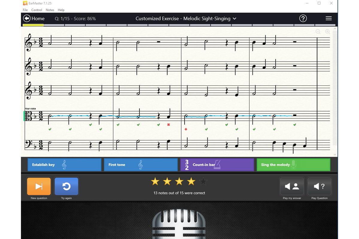 EarMaster 7.1 – aktualizacja programu