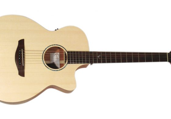 Faith FKV Venus Concert – test gitary akustyczno-elektrycznej