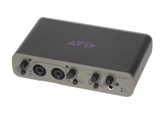 Avid Fast Track Duo – test interfejsu audio