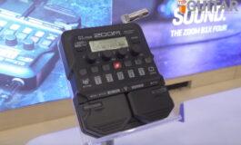 Nowe produkty gitarowe Zoom na NAMM 2019 – wideo