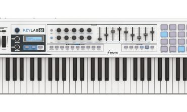 Arturia KeyLab 61 – test klawiatury sterującej