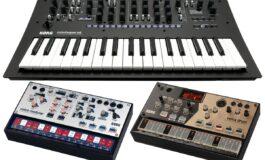 Korg – trzy nowe instrumenty