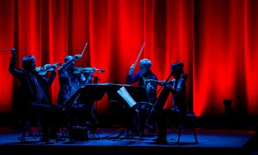 Kronos Quartet na Colours of Ostrava 2019