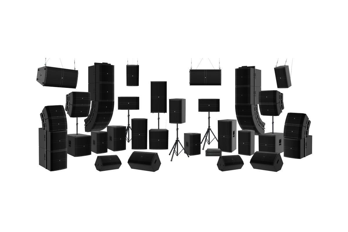 Mackie DRM – nowa rodzina zestawów głośnikowych