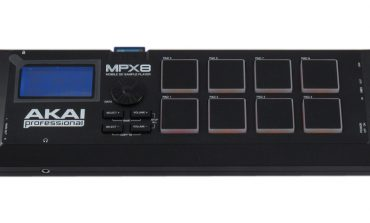 Akai MPX8 – test odtwarzacza próbek
