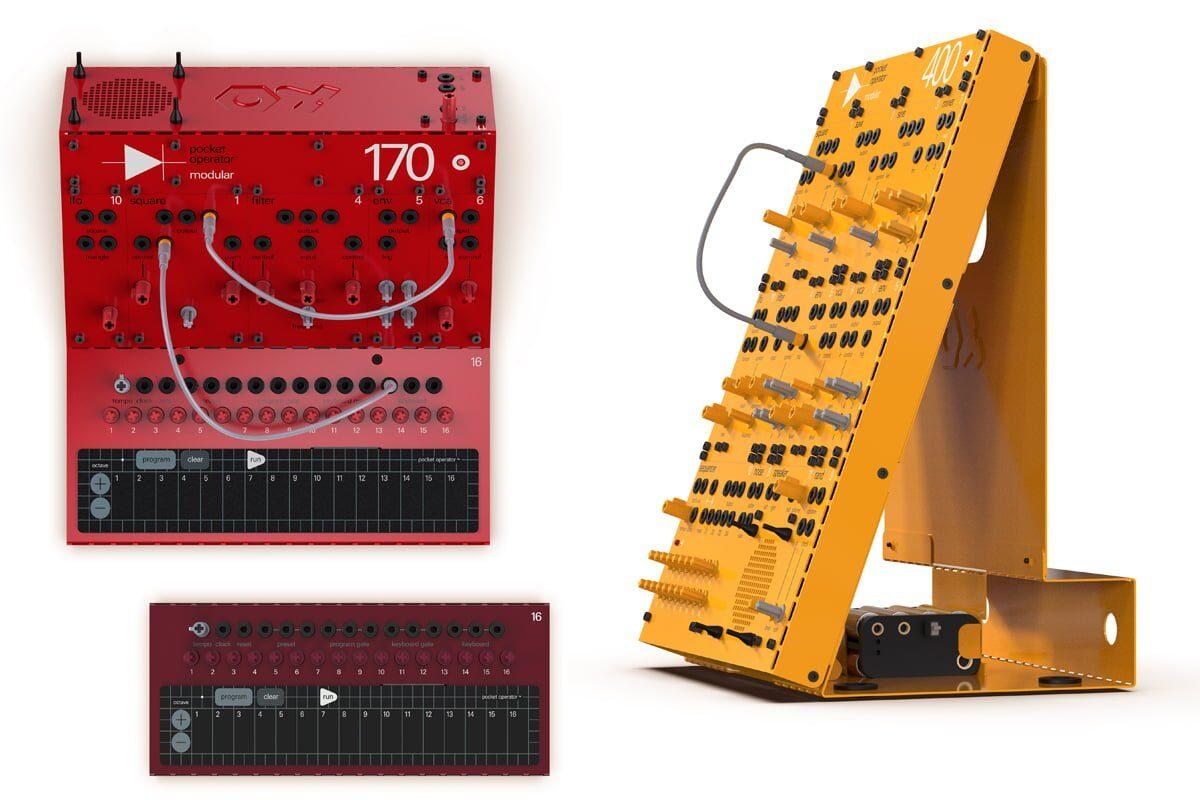 teenage engineering – pocket operator modular