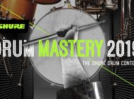 "Trwa konkurs Shure ""Drum Mastery 2019"""