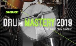 "Shure ogłasza konkurs ""Drum Mastery 2019"""