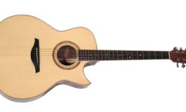 Vintage V1200N – test gitary akustyczno-elektrycznej