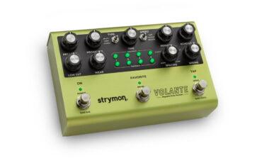 Strymon Volante Magnetic Echo Machine