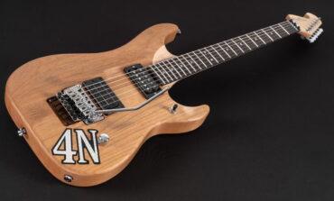 Washburn – nowa gitara Nuno Bettencourt 4N