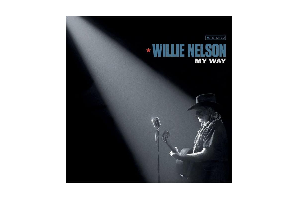 """Willie Nelson """"My Way"""" – recenzja płyty"""