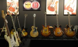 """The World of Vintage Guitars"" na targach Musikmesse 2019"