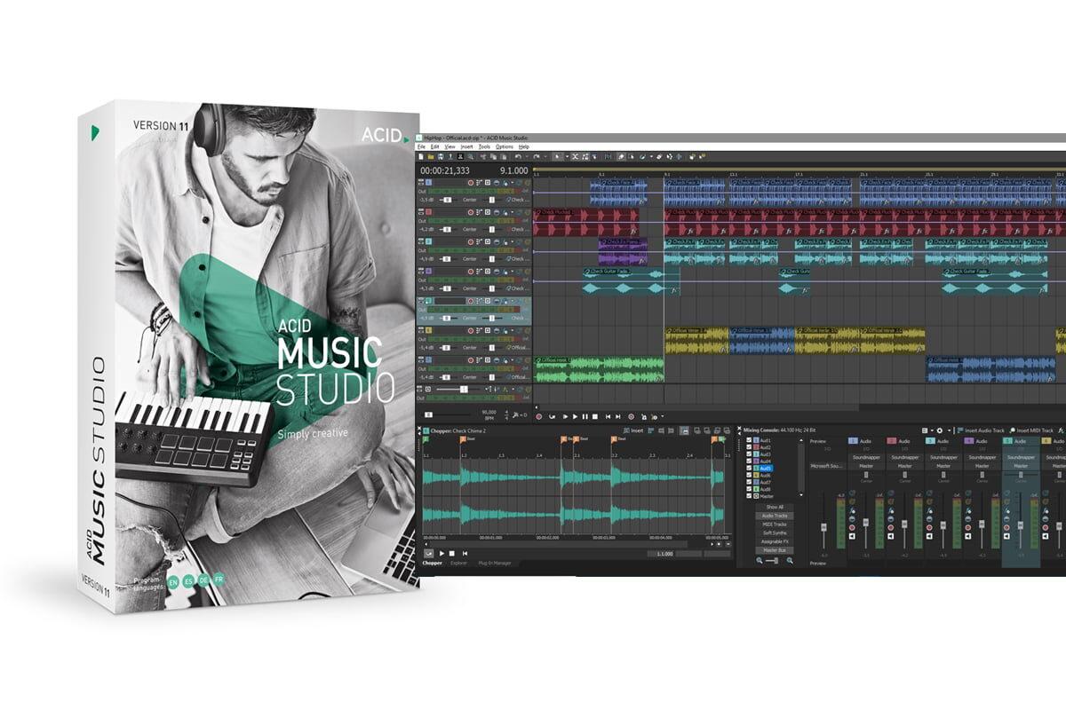 MAGIX ACID Music Studio 11
