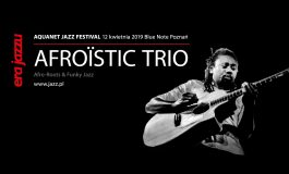 AFROÏSTIC Trio – Afro Roots & Funky Jazz