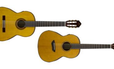 Yamaha – nowe gitary TransAcoustic CG-TA i CSF-TA
