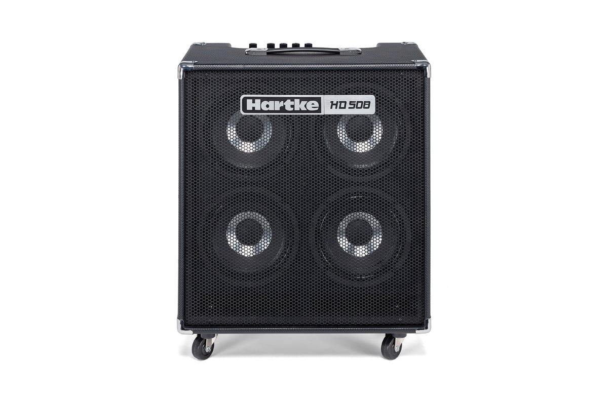 Hartke HD508 – nowe combo basowe
