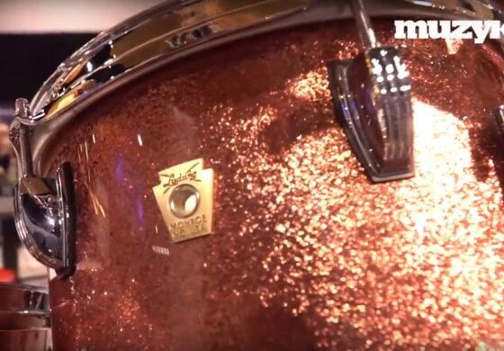 Nowości Ludwig Drums na NAMM Show 2019 – wideo