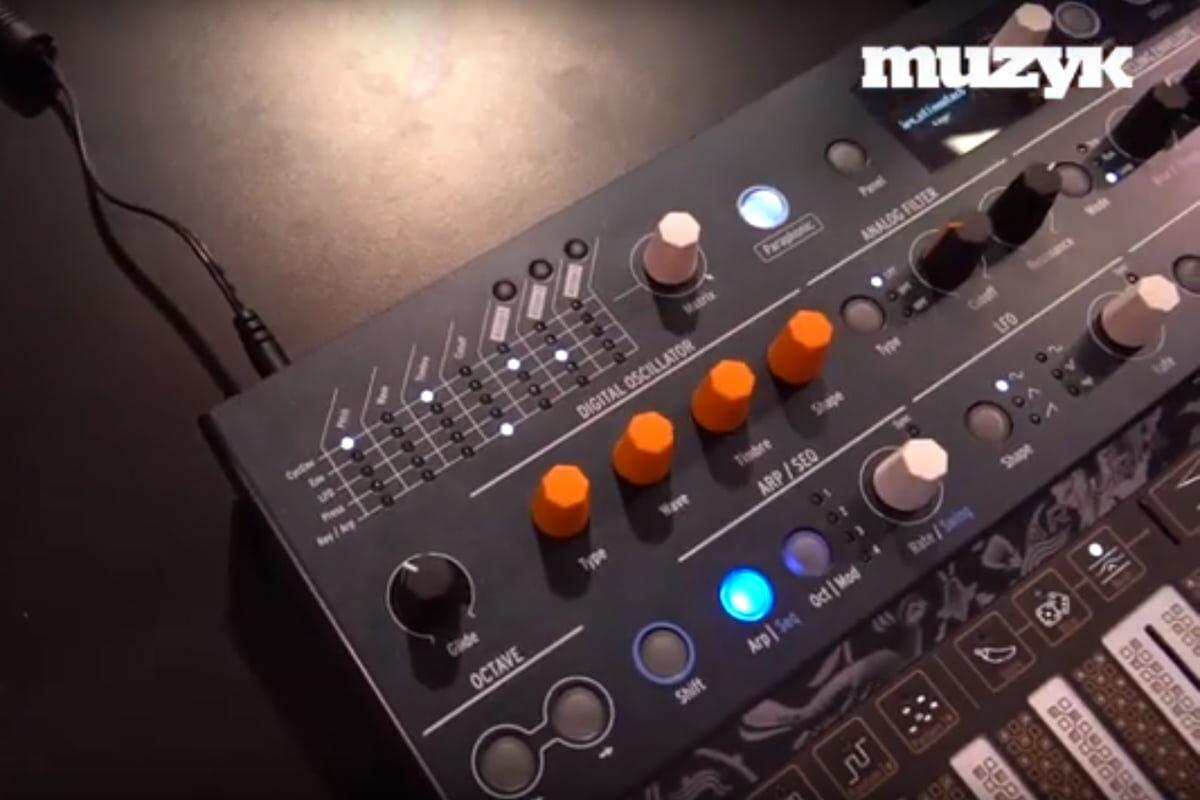 Arturia MicroFreak na NAMM Show 2019 – wideo