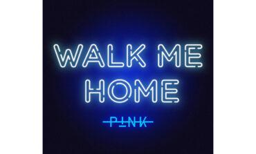 "Nowy singiel P!NK – ""Walk Me Home"""